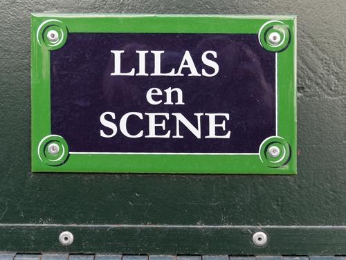 lilas en scène